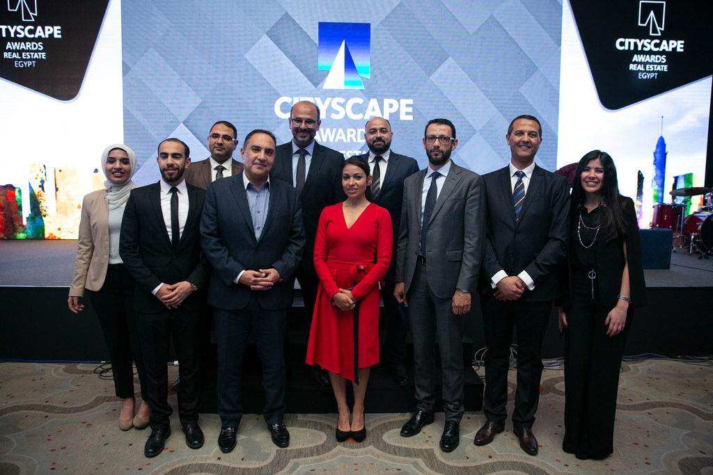 Cityscape Egypt Awards for real estate in Egypt  2020