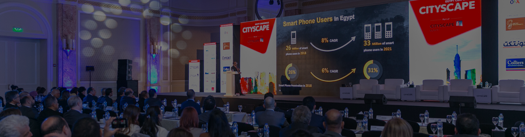 Cityscape Egypt Conference and Awards event updates