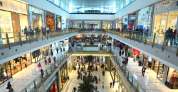 Retail sector at Cityscape in Egypt