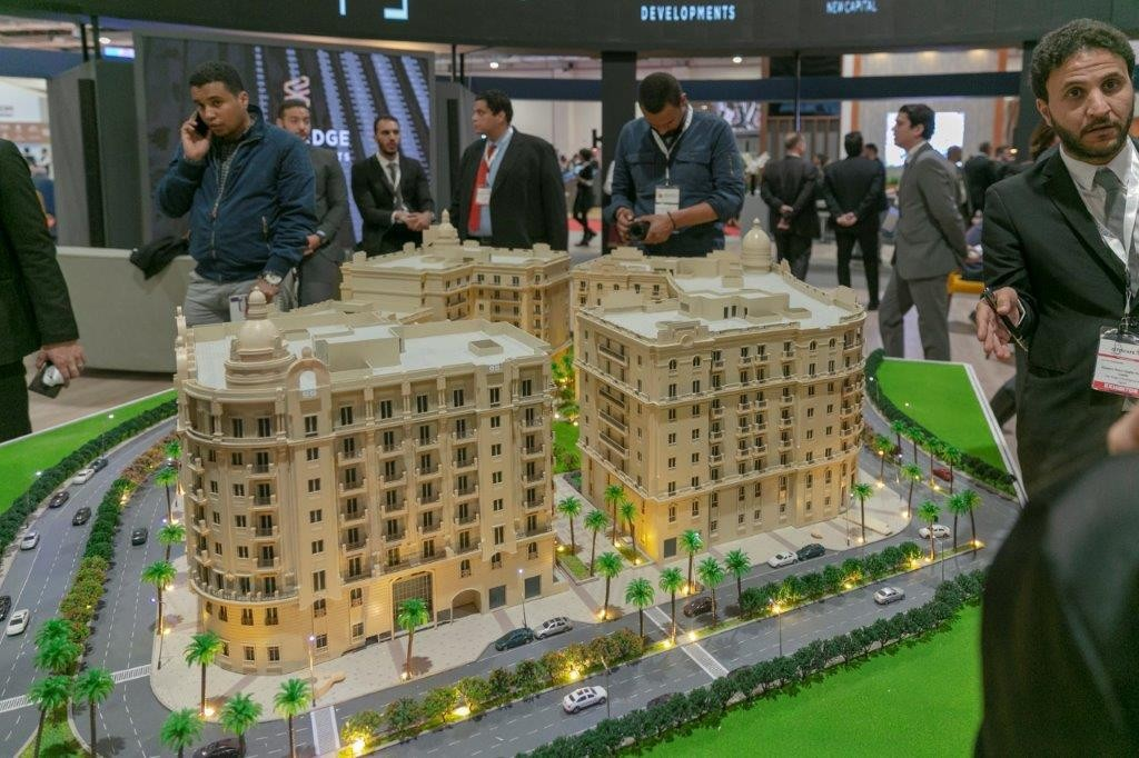 Cityscape in Egypt residential
